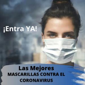 mejores mascarillas para coronavirus
