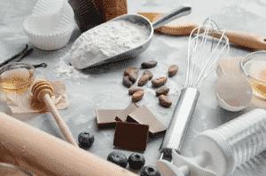 utensilios de repostería